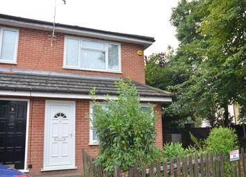 Thumbnail 1 bed terraced house to rent in Stanleycroft Close, Isleworth