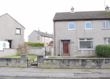 Thumbnail 2 bedroom semi-detached house to rent in Longmoor Crescent, Elgin, Moray
