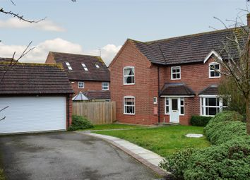 Thumbnail 4 bedroom detached house for sale in Hawthorn Way, Shipston-On-Stour
