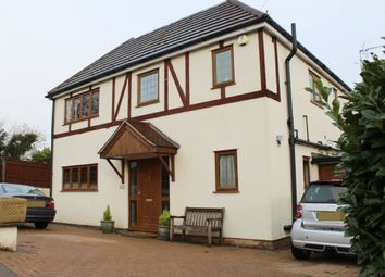 Thumbnail 5 bed detached house to rent in Bacons Drive, Cuffley, Potters Bar