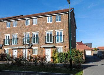 Thumbnail 3 bed town house to rent in Broom Field Way, Felpham, Bognor Regis
