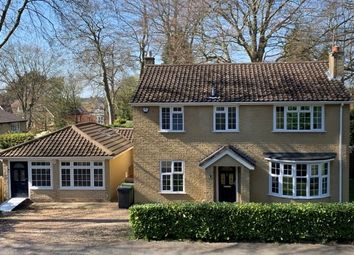 Thumbnail 5 bed property to rent in Shalbourne Rise, Camberley