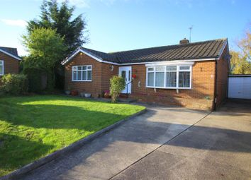 Thumbnail 3 bed detached bungalow for sale in Murton Close, Aycliffe, Newton Aycliffe