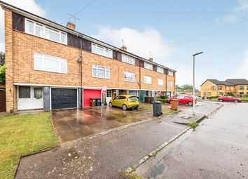 Thumbnail 3 bed terraced house for sale in Lawrence Close, Hertford