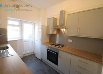 Thumbnail 4 bed terraced house to rent in Second Avenue, Heaton, Newcastle Upon Tyne