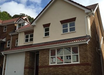 Thumbnail 6 bed detached house for sale in Cae Canol, Baglan, Port Talbot