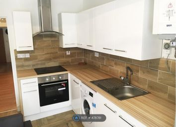 Thumbnail 1 bed flat to rent in Percy Road, Leicester