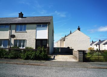 Thumbnail 2 bed semi-detached house for sale in Aird, Point, Isle Of Lewis