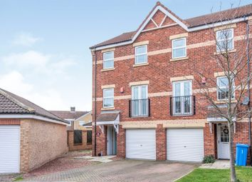 Thumbnail 3 bed semi-detached house for sale in Buckingham Court, Harworth, Doncaster