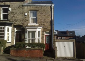 Thumbnail 4 bed terraced house to rent in Western Road, Sheffield