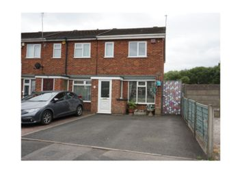 Thumbnail 2 bed end terrace house for sale in Chichester Avenue, Dudley