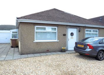 Thumbnail 2 bed detached bungalow to rent in Nantgarw Road, Caerphilly