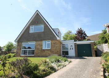 Thumbnail 4 bed detached house for sale in Sarum Close, Plymouth