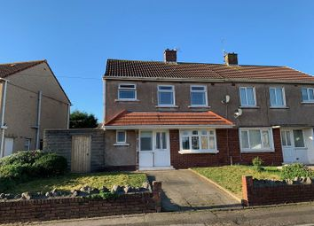 Thumbnail 3 bed semi-detached house for sale in Western Avenue, Port Talbot, Neath Port Talbot.