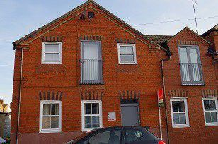 Thumbnail 1 bed flat to rent in Greenwood Road, Northampton
