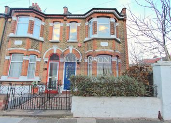 Thumbnail 3 bed terraced house to rent in Knighton Road, Forest Gate, London