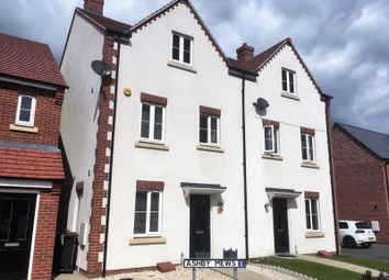 Thumbnail 4 bed semi-detached house for sale in Ashby Mews, Daventry