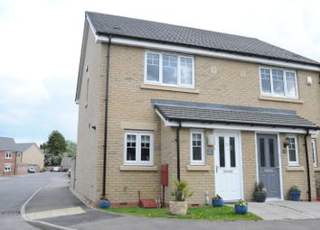 Thumbnail 2 bed semi-detached house for sale in Flax Close, Wychbold, Droitwich, Worcestershire