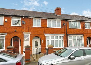 Thumbnail 4 bedroom terraced house for sale in Herbert Avenue, Belgrave, Leicester