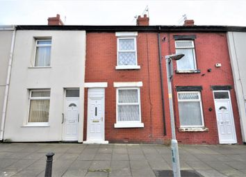 Thumbnail 2 bedroom terraced house for sale in Montrose Avenue, Blackpool, Lancashire
