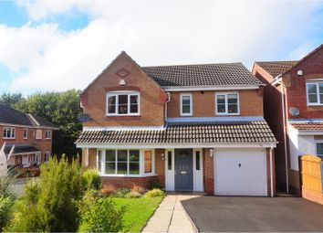 Thumbnail 4 bedroom detached house for sale in Gregson Walk, Telford