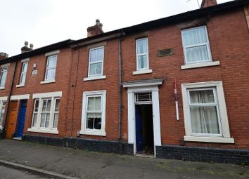 Thumbnail 2 bed terraced house for sale in Stanley Street, Derby