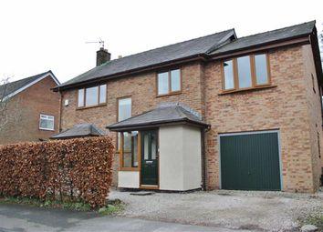 Thumbnail 4 bed detached house for sale in Carlisle Avenue, Penwortham, Preston