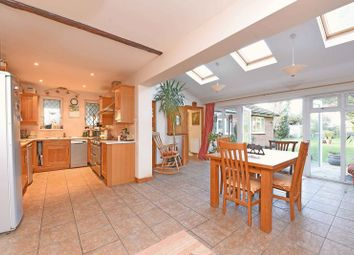 Thumbnail 3 bed semi-detached house for sale in Hill Meadow, Overton, Basingstoke
