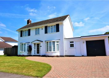 Thumbnail 3 bed detached house for sale in Newlands, Langton Green