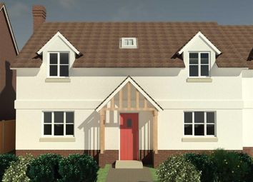Thumbnail 5 bed detached house for sale in Hengoed, Oswestry