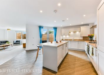 Thumbnail 3 bed flat for sale in Chase Court, Chase Road, Epsom