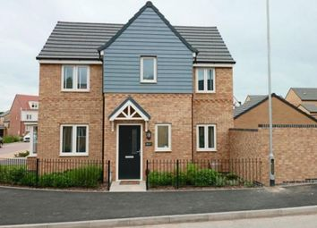 Thumbnail 3 bed detached house to rent in Renshaw Drive, Gedling, Nottingham