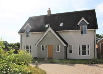 Thumbnail 4 bed detached house to rent in The Paddock, Chelmsford, Essex