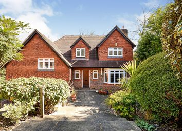 Thumbnail 4 bed detached house for sale in Brittains Lane, Sevenoaks