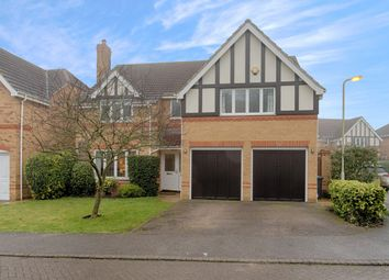 Thumbnail 5 bedroom detached house for sale in Salters, Thorley, Bishop's Stortford