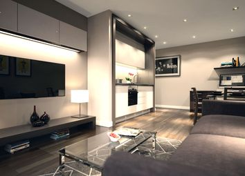 Thumbnail 1 bed flat for sale in Wolstenholme Square, Liverpool