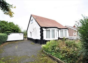 Thumbnail 3 bed detached bungalow for sale in St Nicholas Road, South Shore, Blackpool, Lancashire