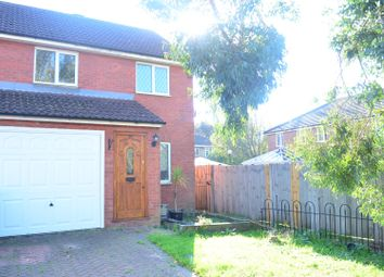 Thumbnail 3 bed end terrace house to rent in Brookside Road, Watford