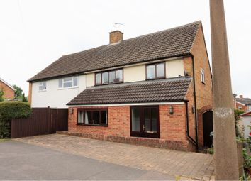4 bed semi-detached house for sale in Rowntree Way, Saffron Walden CB11