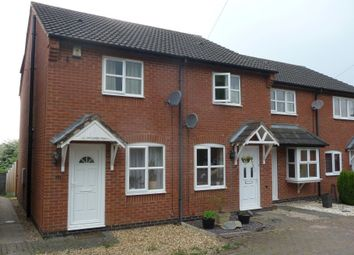 Thumbnail 2 bed end terrace house to rent in Rawdon Road, Moira, Swadlincote