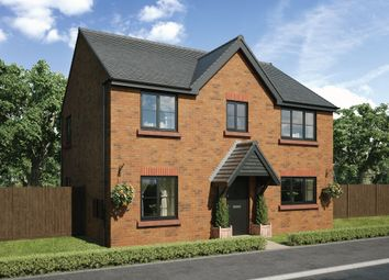 Thumbnail 4 bedroom detached house for sale in Chorley New Road, Horwich