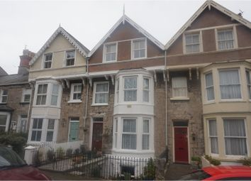Thumbnail 5 bed town house for sale in Tudno Street, Llandudno