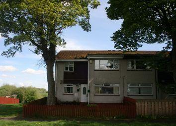 Thumbnail 2 bedroom flat for sale in Earlston Crescent, Coatbridge