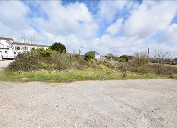Thumbnail Land for sale in Land At Heatherbell Gardens, Longstone Hill, Carbis Bay, St. Ives, Cornwall