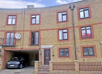 Thumbnail 5 bedroom town house for sale in Yarrow Crescent, East Ham, London