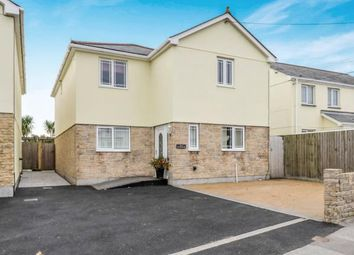 Thumbnail 4 bed detached house for sale in Bugle, St Austell, Cornwall