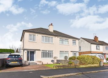 Thumbnail 3 bed semi-detached house for sale in Gleniffer Road, Renfrew