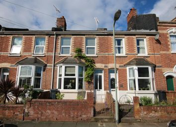 Thumbnail 2 bed terraced house for sale in Ebrington Road, St Thomas, Exeter