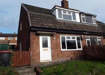 Thumbnail 3 bed semi-detached house for sale in Sixth Avenue, Ketley Bank, Telford