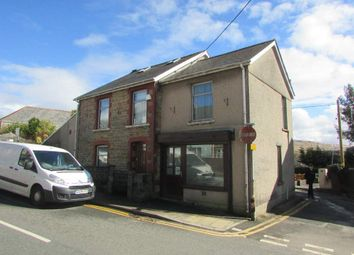 Thumbnail Commercial property for sale in Morgan Butchers, Ebbw Vale